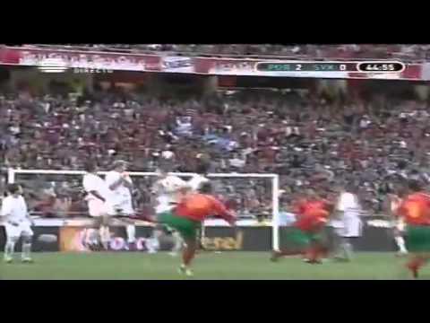 Cristiano Ronaldo Vs Slovakia Home 04-05