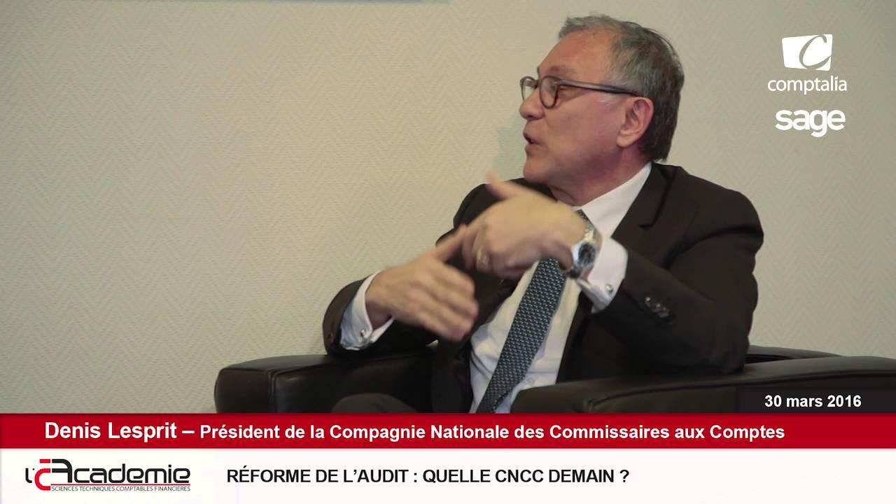 Les Entretiens de l'Académie : Denis Lesprit (4/7)