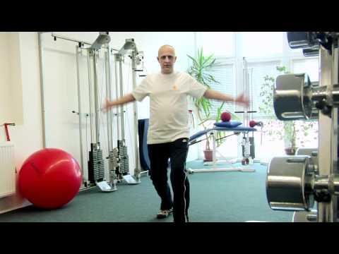LSVT BIG eine effektive Therapie für Parkinson-Patienten.