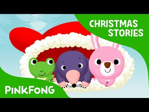 The Mitten | Christmas Story | Pinkfong Stories for Children