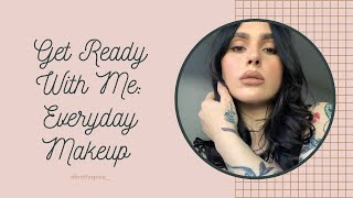 GRWM: Everyday Makeup Routine ft. Freck Faux Freckles | BRATTYSPICE