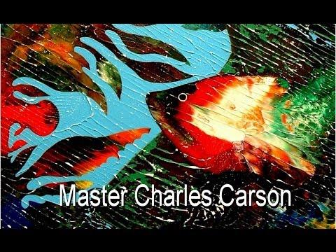 Art Collector - Luigi Liberatore - Investissement Elmag - Charles Carson, Canadian Grand Master