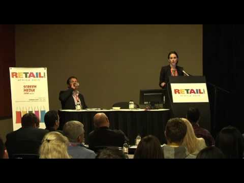 Retail World Africa 2013 - Kate Jansen - Zando