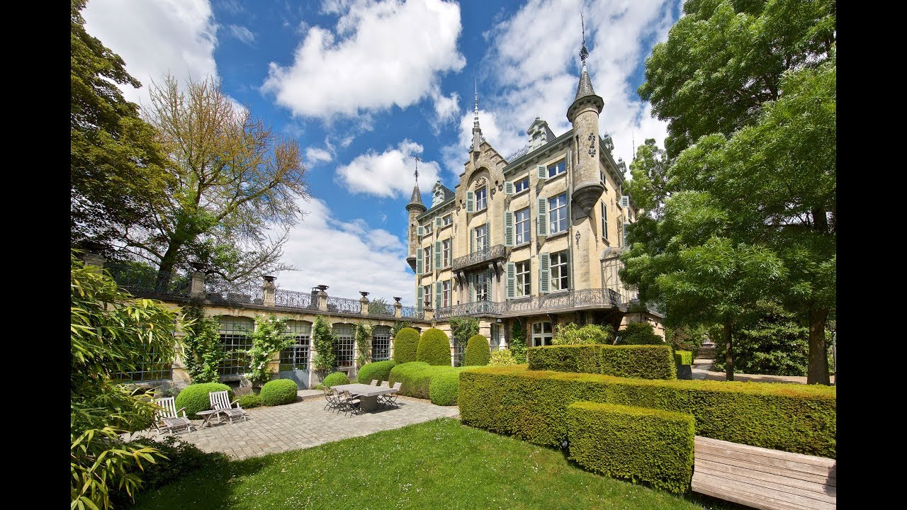 The Majestic Gronsveld Castle in Gronsveld, Limburg, Netherlands  | Sotheby's International Realty