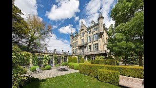 The Majestic Gronsveld Castle in Gronsveld Limburg Netherlands   Sothebys International Realty