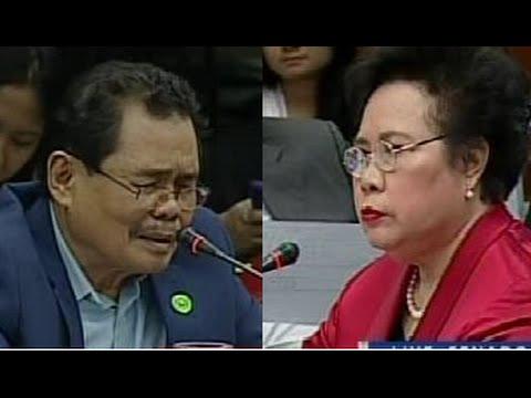 Senator Miriam Santiago Mohagher Iqbal  SAF 44, Mamasapano Clash