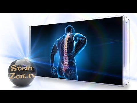 Rückenprobleme? Herbert Renner bei SteinZeit