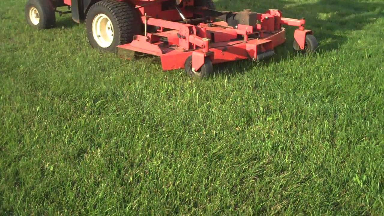 Gravely Pro Master 350 Riding Lawn Mower Youtube