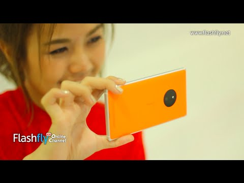 Flashfly Online Channel :  Nokia Lumia 830 สมาร์ทโฟนไฮเอนด์ คุณภาพระดับ Flagship ในราคาที่เอื้อมถึง