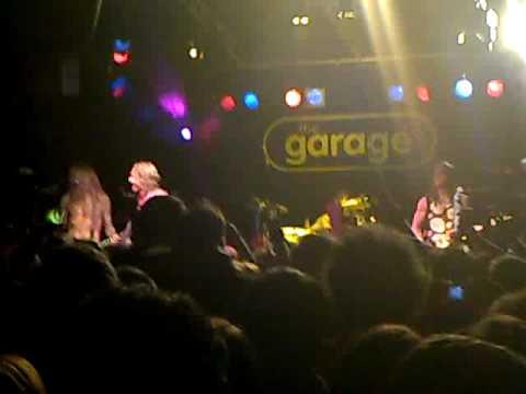 Steel Panther, Glasgow Garage 16/09/09 - Jump (clip)
