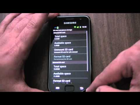 Android 2.2.1 Froyo Darky's V6.0 Gingerbread Edition Custom ROM On Samsung Galaxy S