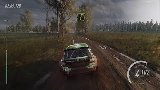 DiRT Rally 2.0 - Double Puncture