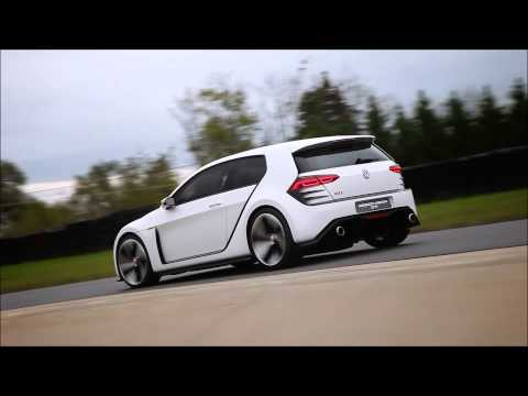 GTI Design Vision Concept with Twin-turbo VR6
