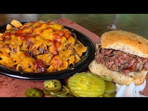 The Texas Bucket List - Chuck's Country Smoke House In Carthage
