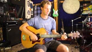 """How to Play """"The Miracle (Of Joey Ramone)"""" by U2 EASY Acoustic Guitar Lesson"""