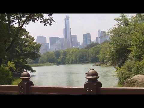 What To See In Central Park - Oak Bridge at Bank Rock Bay