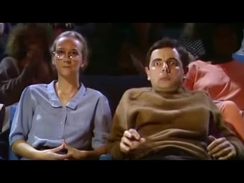 Creepy Bean | Funny Clips | Mr Bean Official