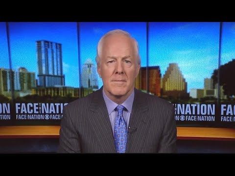 Cornyn says Trump conflating probe into Russian meddling with investigation of possible collusion