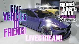 SCG's Live PS4 Broadcast - GTA Online - GC2F Session Free For All!