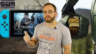 Halo Slipspace Engine, Resident Evil Nintendo Switch, Anthem Sales And Your Comments | Saturday Show