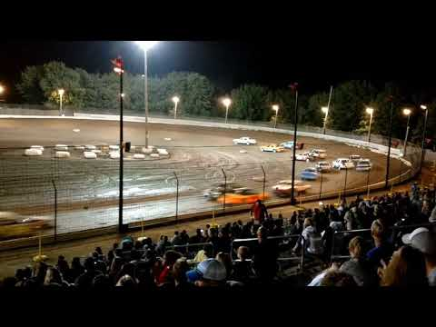 8/18/17 Sycamore Speedway - 6 Lap Spectator Race