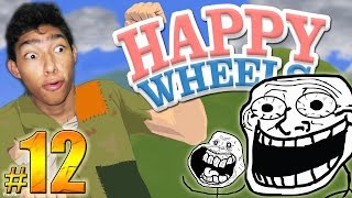 EL NIVEL MAS TROLL DEL MUNDO !! - Happy Wheels: Episodio 12