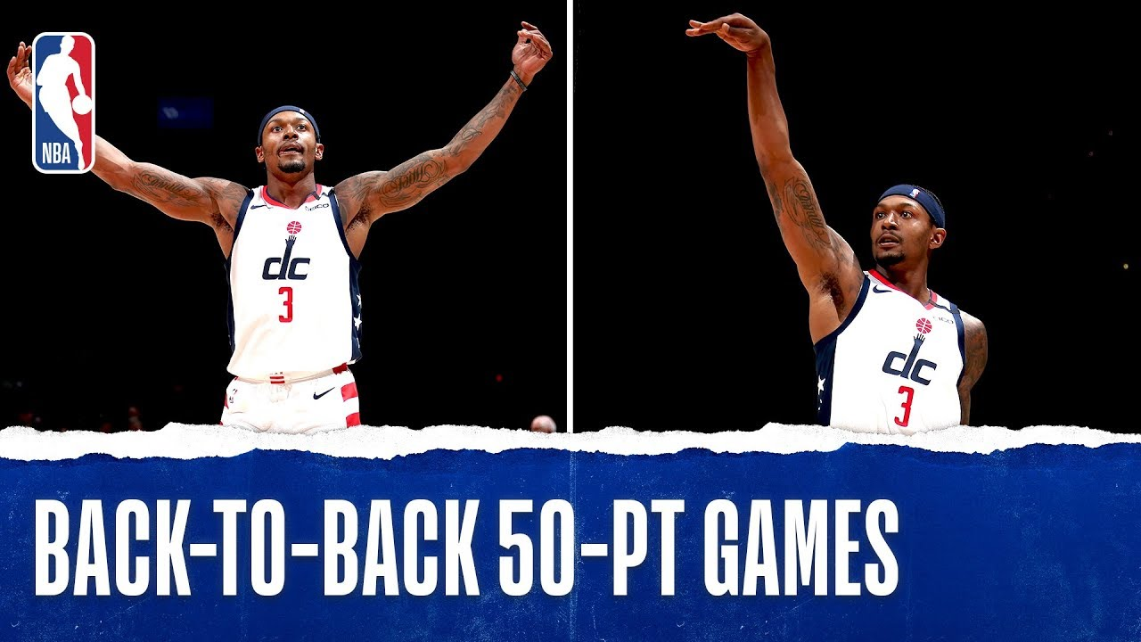 Beal Drops 108 PTS In Last Two Games!