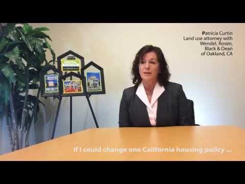 Land Use Attorney Patricia Curtin