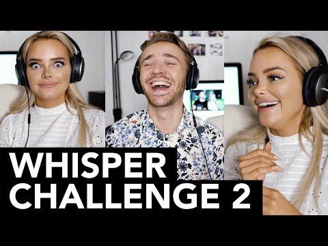 Whisper Challenge 2!! (Sophie Elise & Joakim Kleven)