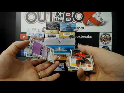 Out Of The Box Group Break #7408 SATURDAY MASSIVE MIXER WITH PREMIER CASE GIVEAWAY
