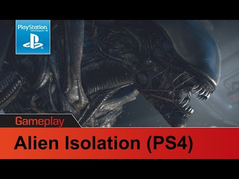 Aliens Isolation PS4 hands on gameplay preview
