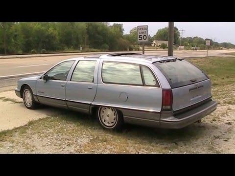 1991 Oldsmobile Custom Cruiser Station Wagon