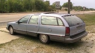 1991 Oldsmobile Custom Cruiser Station Wagon
