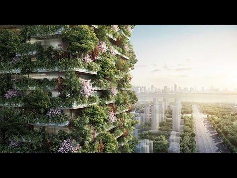 Stefano Boeri: Nanjing Green Towers