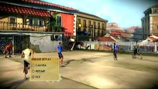 FIFA Street 3 - Gameplay