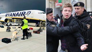video: KGB agents were on board 'hijacked' Belarusian flight, Ryanair boss claims