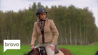RHOBH: Kyle Richards Suffers A Panic Attack (Season 8, Episode 16) | Bravo