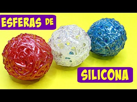 Gustamonton youtube - Manualidades con silicona ...