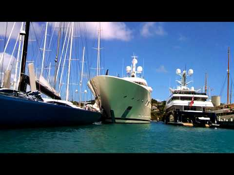 Falmouth Harbour Antigua Marinas