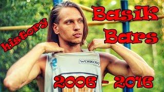 BasiK - Best Bars 2006-2016 (parkour, freerun, workout, freestylebar) history