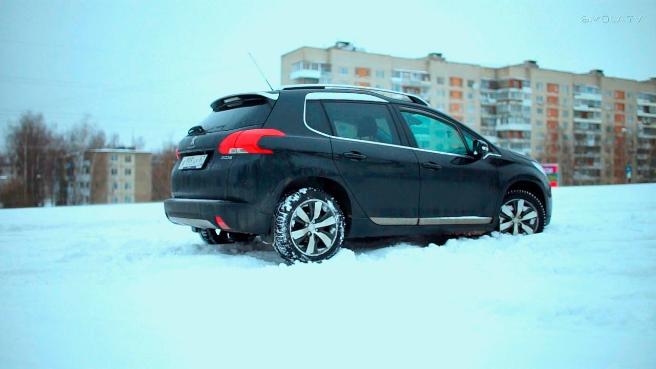 Обзор Peugeot 2008, а так же интриги и расследования.