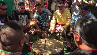 Black Bear - Pala pow wow 2016