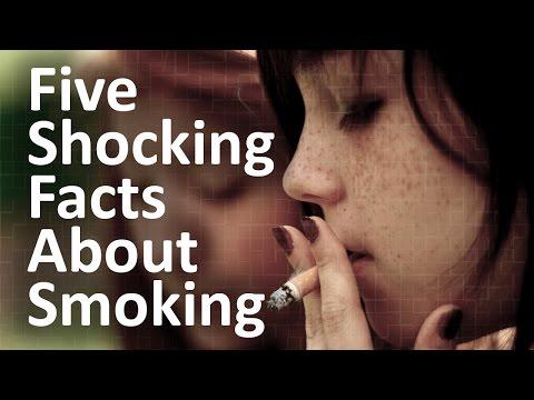 Five Shocking Facts About Smoking
