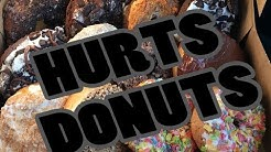 LIFE VLOG : WE HAVE HURTS DONUTS IN TEMPE ARIZONA | ARREM