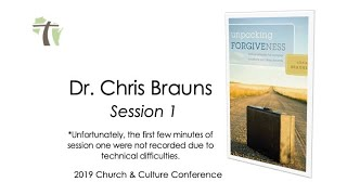 Unpacking Forgiveness   Session 1