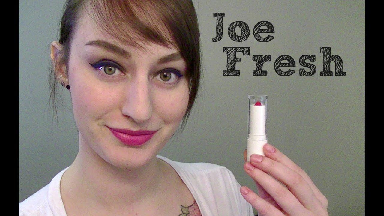 Joe Fresh Makeup Good
