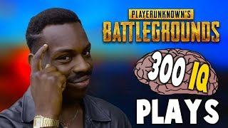 PUBG - WHEN PLAYERS HAVE 300 IQ (Genius Plays) thumbnail
