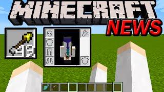 Minecraft 1.9 News: Left Arm, Spectral Arrows, 1.8.6 1.8.5 Pocket Edition Updates, Left-Handed Mode