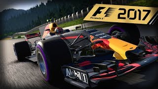 F1 2017 Game: FIRST GAMEPLAY - 5 LAP RACE AT HUNGARY GP