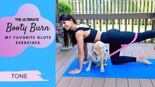 My Favorite Glute Exercises for the Ultimate Booty Burn